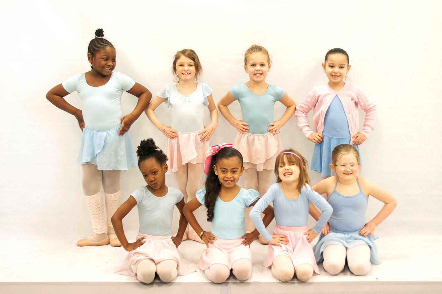 Pre-Ballet 1 - Saturday
