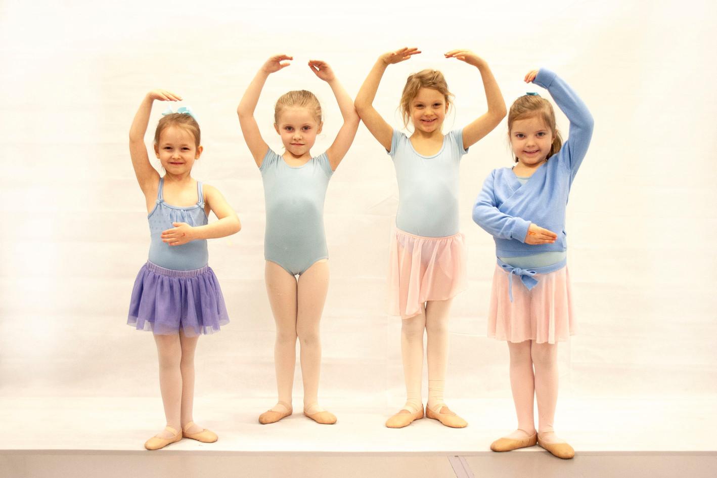 Pre-Ballet 1 - Monday