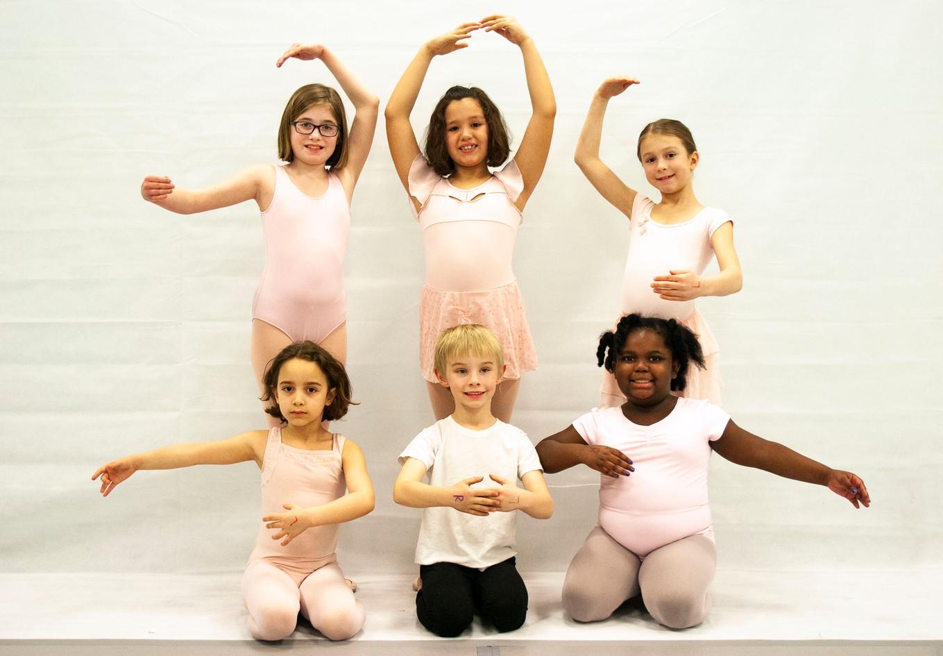 Pre-Ballet 2 Monday
