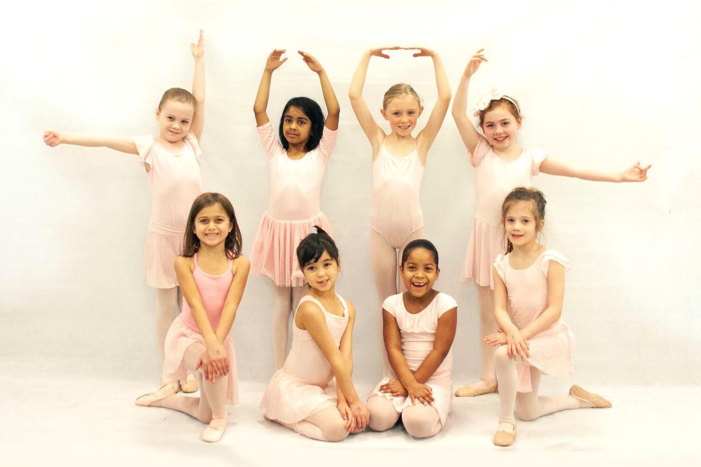 Pre-Ballet 2 - Saturday