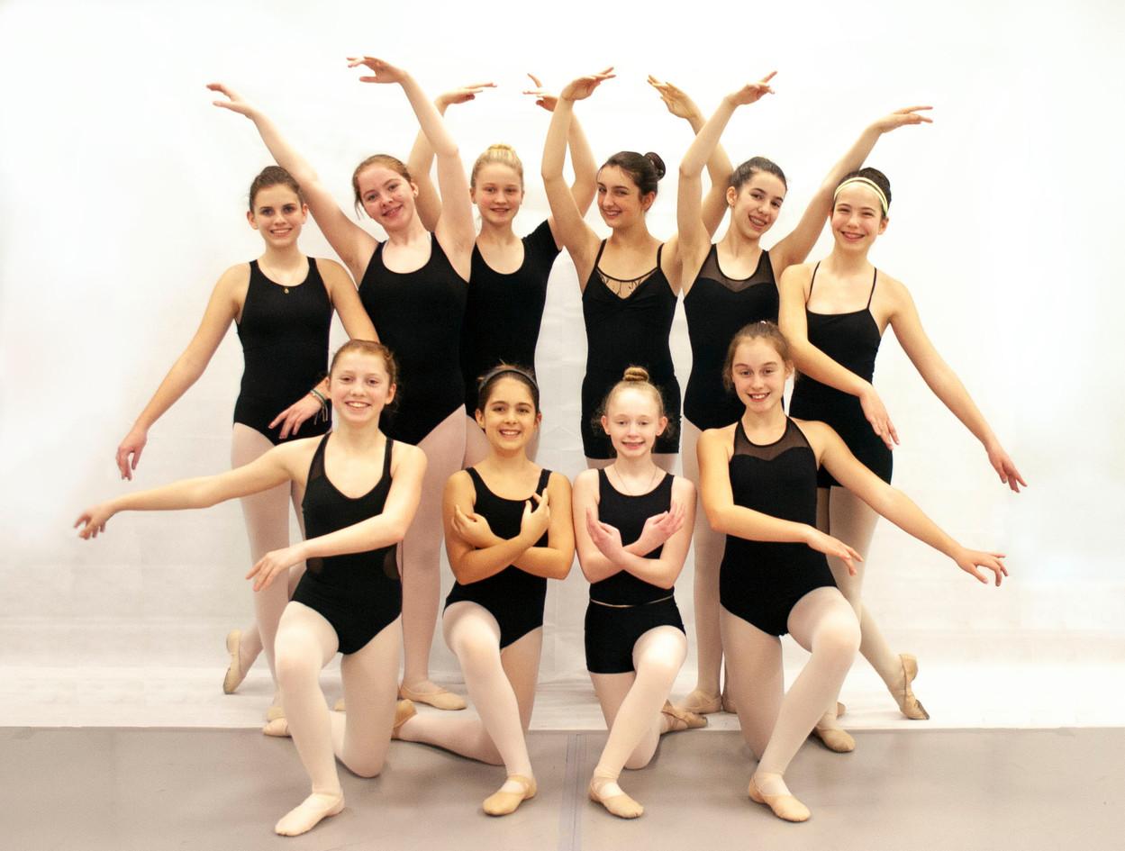 Beginning Pathway Ballet/ Pre-Pointe