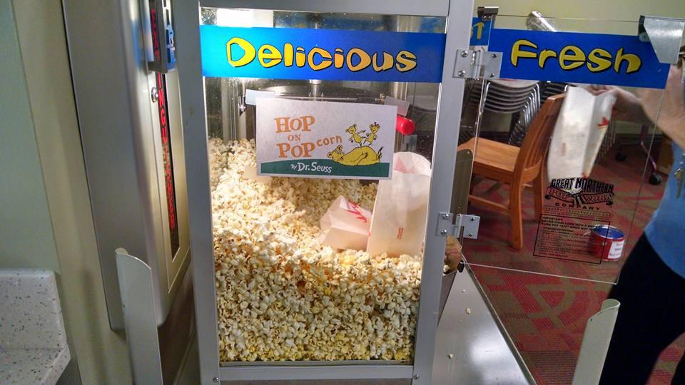 hop on pop popcorn
