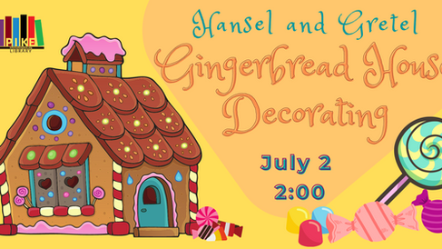 Hansel and Gretel Gingerbread Houses