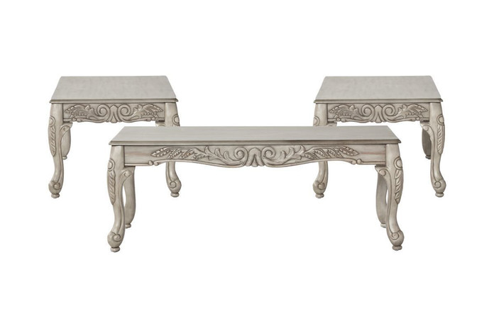 Serta 3 Piece Coffee and End Table Set