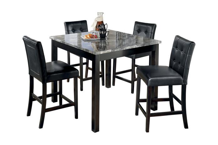 Ashley Furniture Maysville Pub Table Set