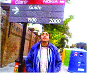 Carlos Guido (encontrando su camino....)