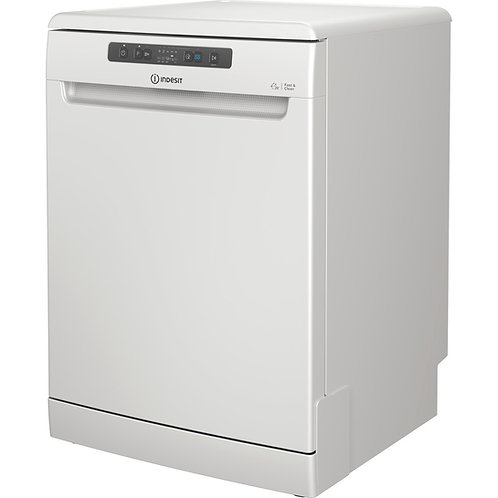 Indesit DFC2C24UK Full Size Dishwasher White