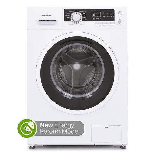 Montpellier MW8145W 8kg 1400 Spin Washing Machine