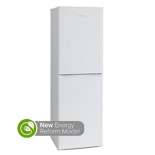 Montpellier MFF175W 50/50 Frost Free Fridge Freezer in White