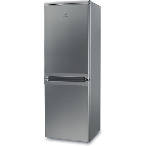 Indesit IBD5515S Silver 50/50 Fridge Freezer
