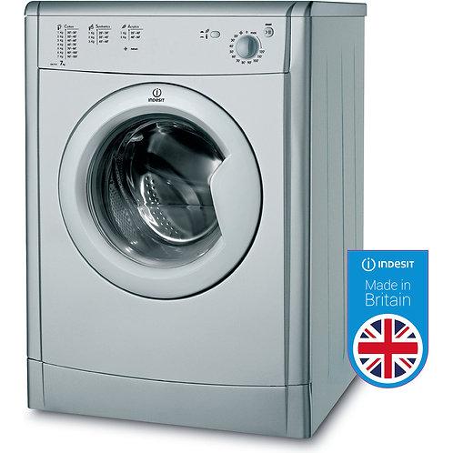 Indesit IDV75S 7kg Vented Dryer Silver
