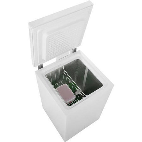 INDESIT OS1A100 100 Litre Chest Freezer in W