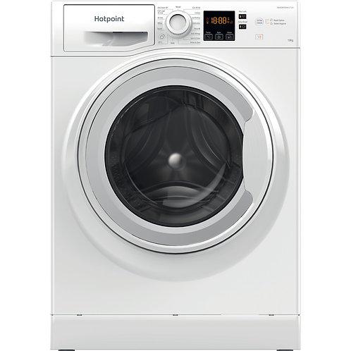 Hotpoint NSWM1043CW 10kg 1400spin Washing Machine
