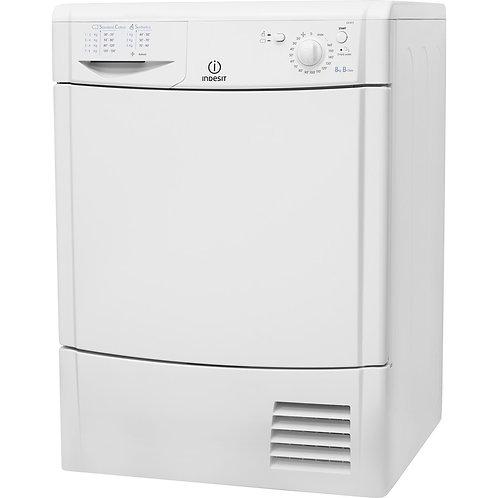 Indesit IDC8T3B 8kg Condensor Dryer