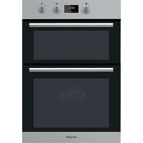 Hotpoint DD2540IX Stainless Steel Double Oven