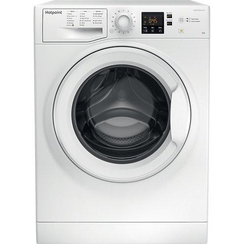 Hotpoint NSWF843CW Washing Machine 8kg 1400 spin