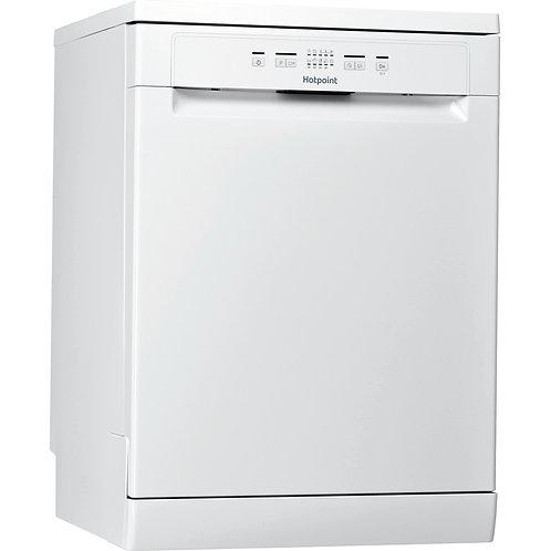 Hotpoint HFC2B19UKN Full Size Dishwasher White