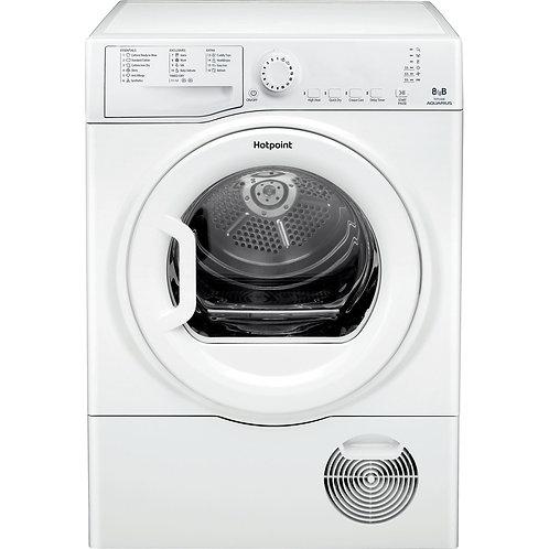 Hotpoint TCFS83BGP 8kg Condensor Dryer