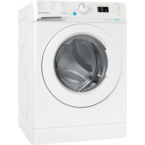 Indesit BWA81484XW Washing Machine 8kg 1400 spin