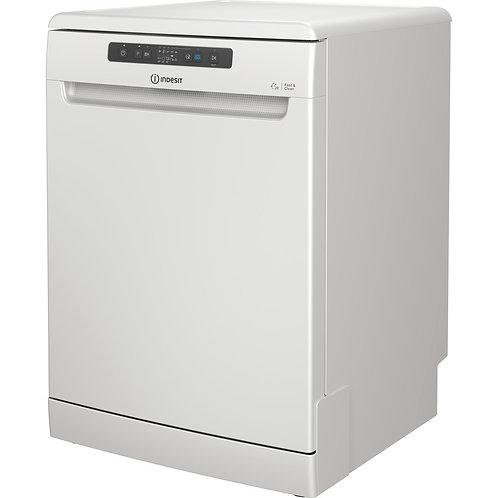 Indesit DFC2B+16 Full size Dishwasher White