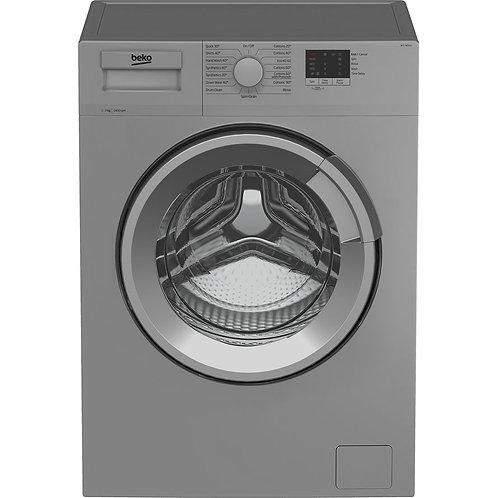 Beko WTL74051S Washing Machine 7kg 1400 spin