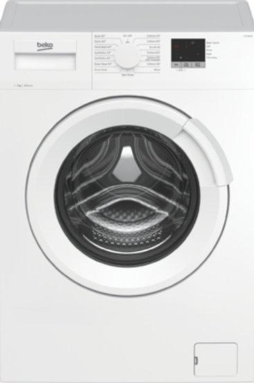 Beko WTL74051W Washing Machine 7kg 1400 spin