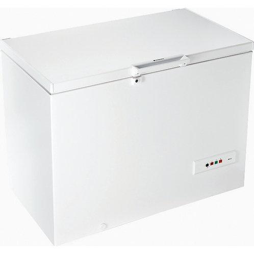 Hotpoint CS1A300HFA White Chest Freezer