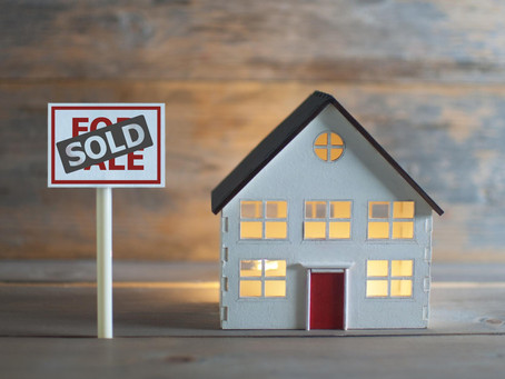 You are overjoyed at receiving a good offer for your property – not easily achieved in these hard ti
