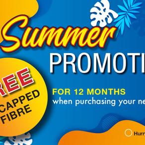 Woodwind Estates Summer Promotion