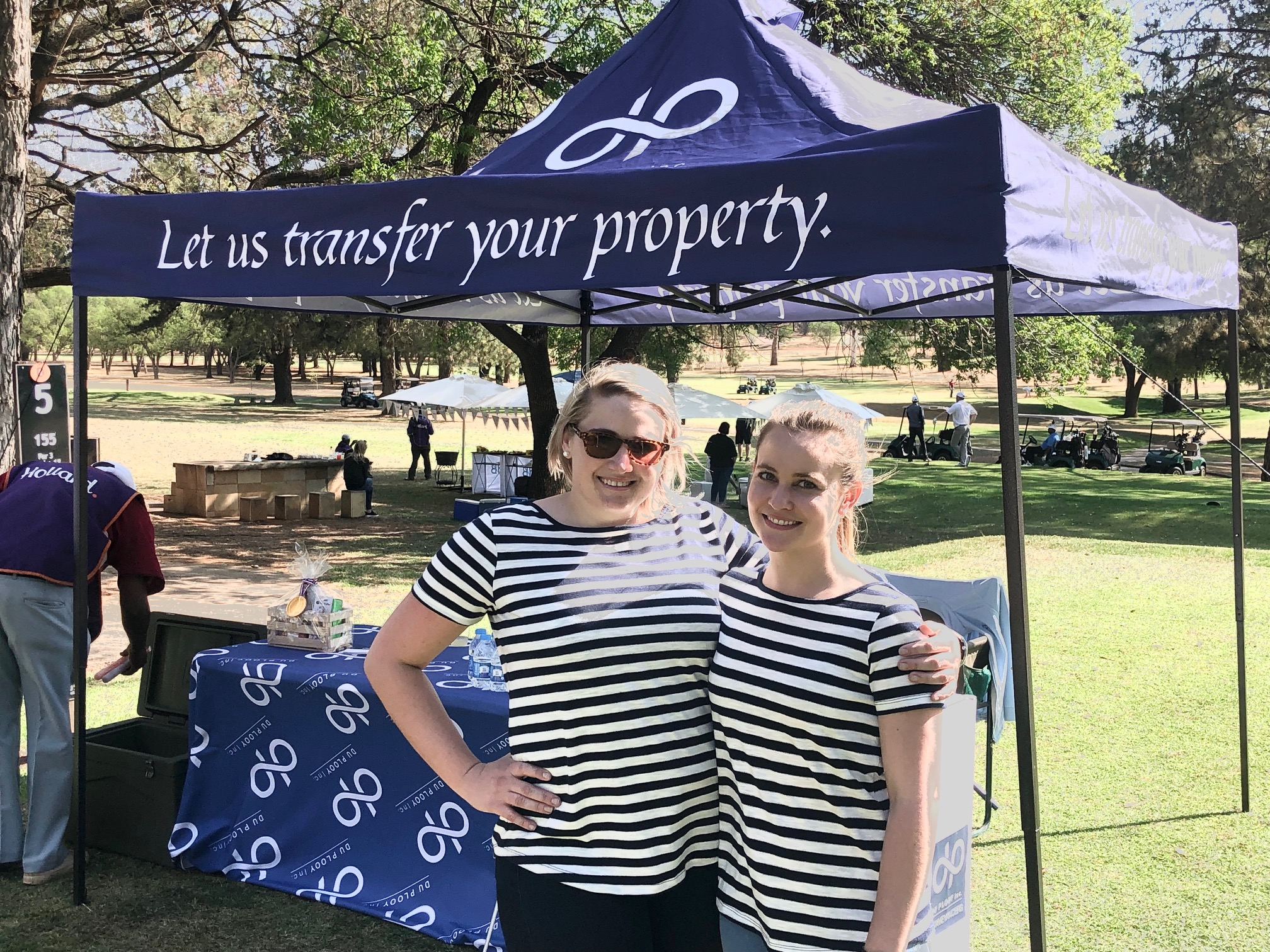Standard Bank Golf Day