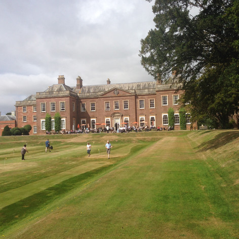Holme Lacy House Hereford