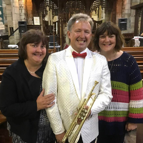 Church Concert with Ruth and Sally