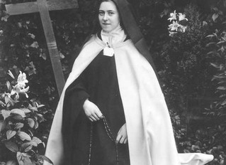St. Thérèse: A Reflection by Helen Kwak