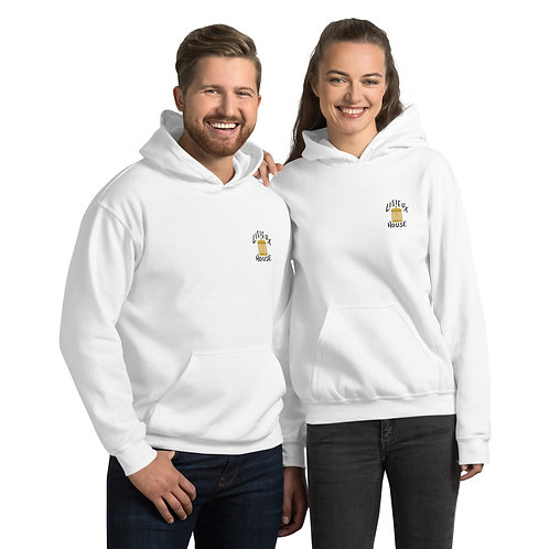 Lisieux House Hoodie small logo