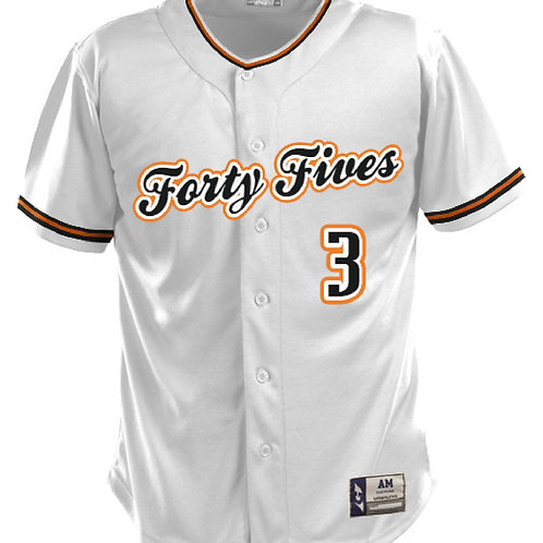 Forty Fives Custom Jersey (team orders only)