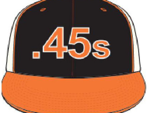 .45s Tri Color Hat