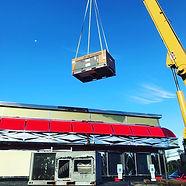 Lane Mechanical Associates, Plumbing, HVAC, Holdmdel New Jersey, New Jersey, Monmouth county, crane