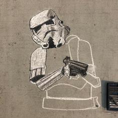 progress stormtrooper
