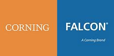 Logotipo | Corning-Falcon