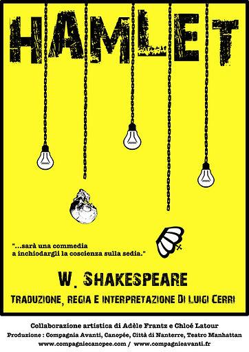 Hamlet Luigi Cerri