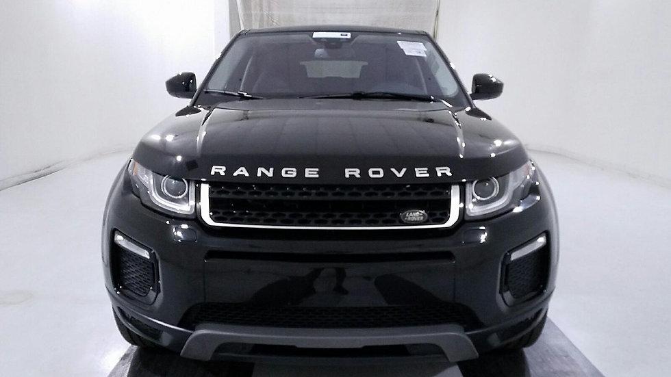 2016 Land Rover RANGE R EVOQUE SE BLK K