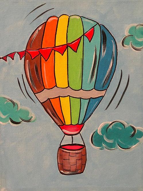 Balloon Paint Kit