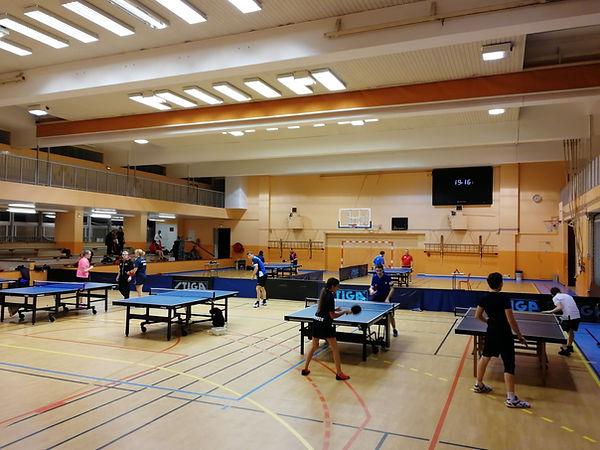 Monaco table tennis ping pong
