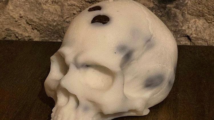 Cappuccino Skull