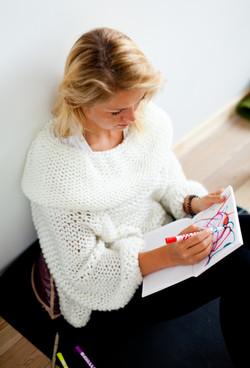 Светлана Лазикова, йога, творчество