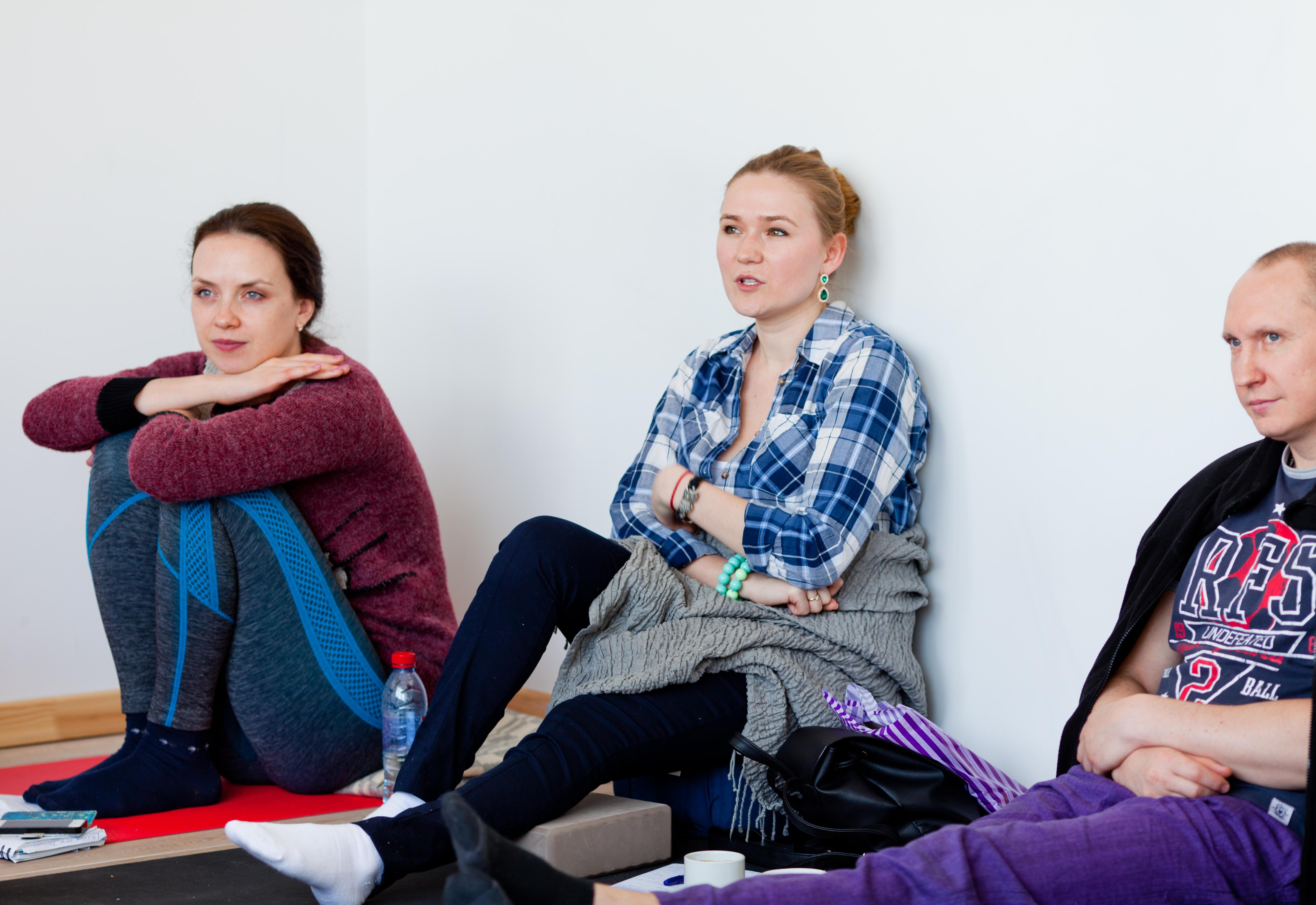 Курс Психосоматика в йоге 2017