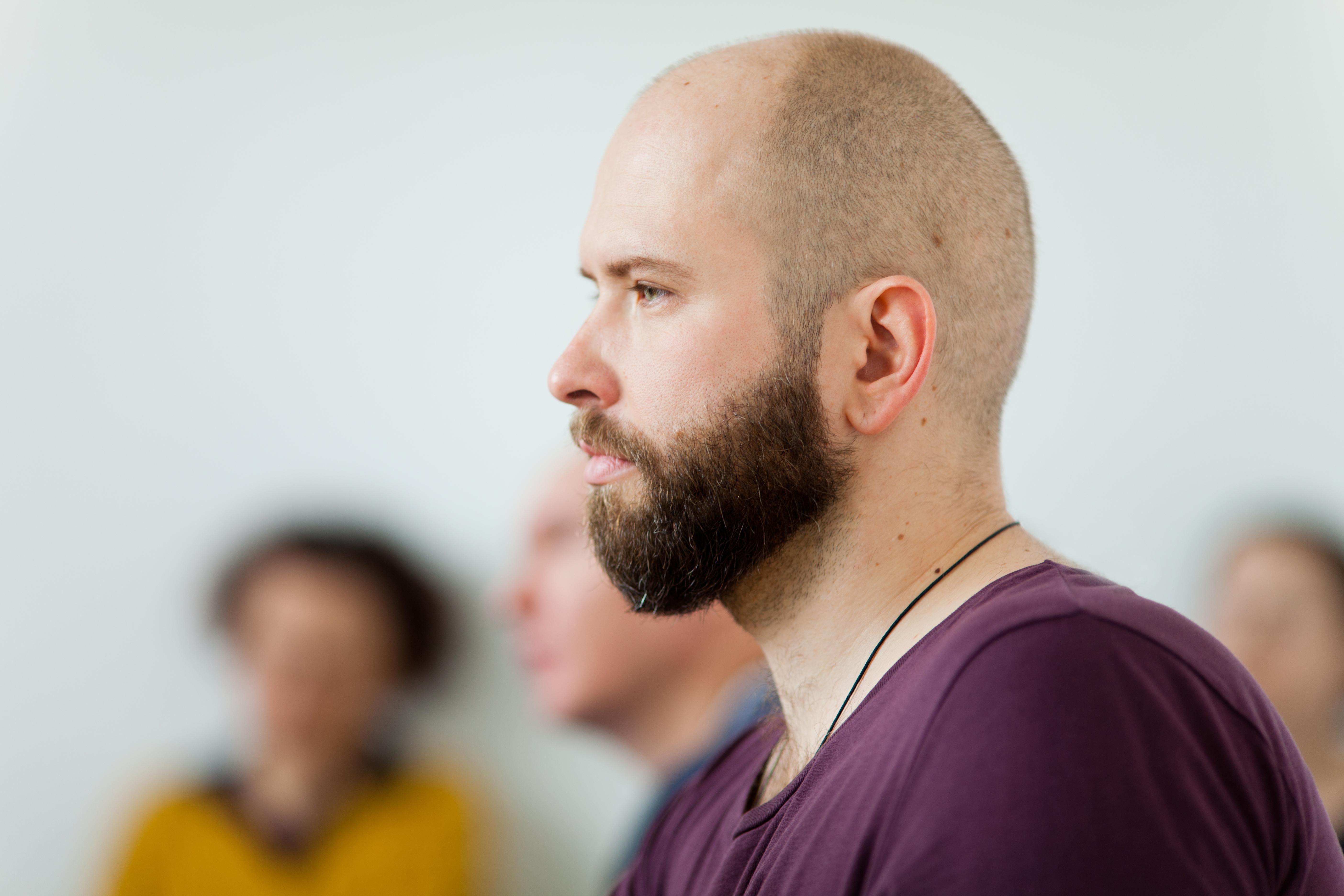 Максим Кириченко, YogaJournal