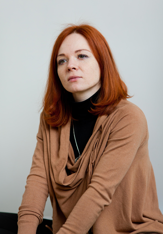 Наталья Парфенова, йога в гамаках