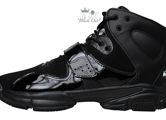 Performance Basketball Shoe - Black Out Colorway