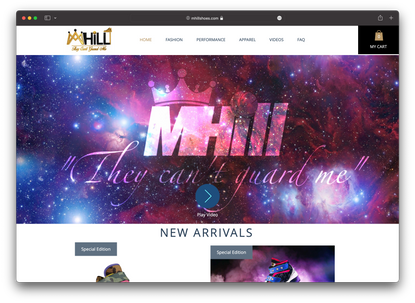 MHill Shoes